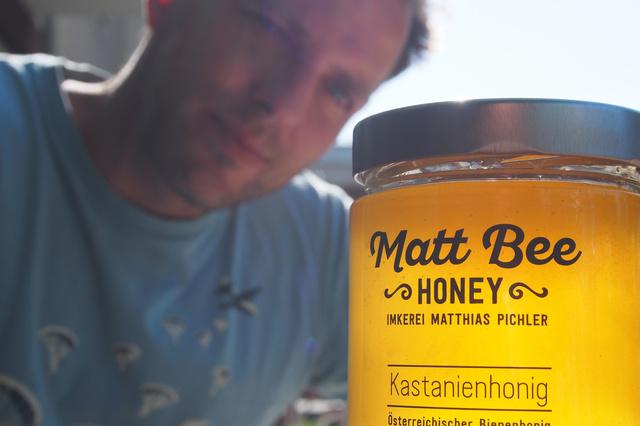 MATT BEE HONEY