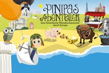 Pinipas Abenteuer, Band 2