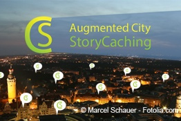 StoryCaching - Augmented City
