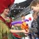 Ballonmodellage als Showeinlage