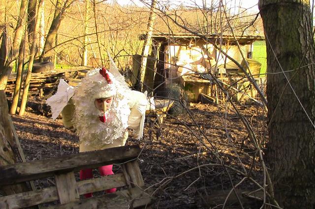 Kurzfilm Nyx Anti-Western im Osten Deutschlands