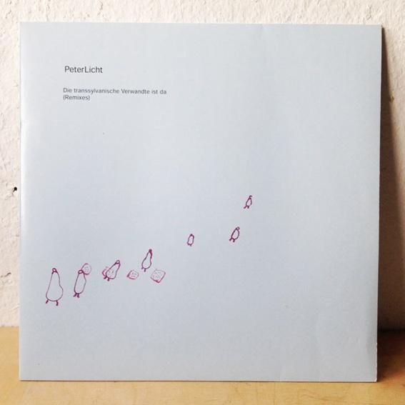 Rares Vinyl: »Die transsylvanische Verwandte«