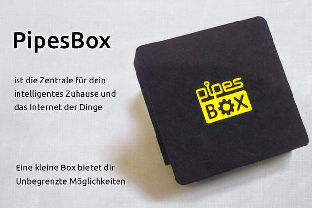 PipesBox - Smart Home nach deinen Vorstellungen