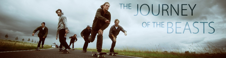 The Journey of the Beasts - Auf dem Skateboard durch Südostasien