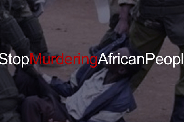 Kampagne gegen Polizei- und Militärgewalt