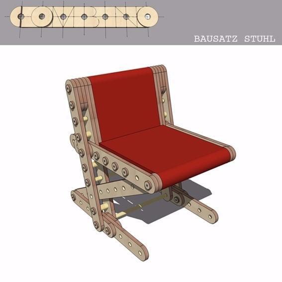 COMBINO - Stuhl