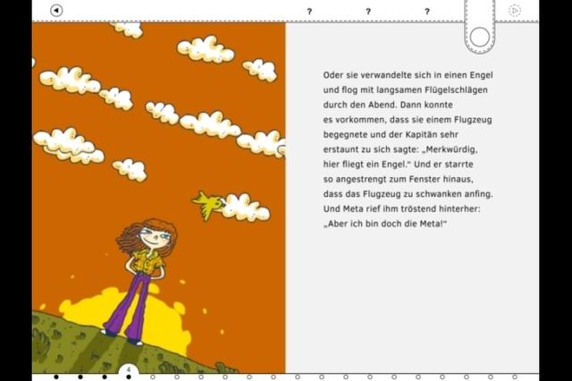 Kinderbuch-App Meta Morfoß
