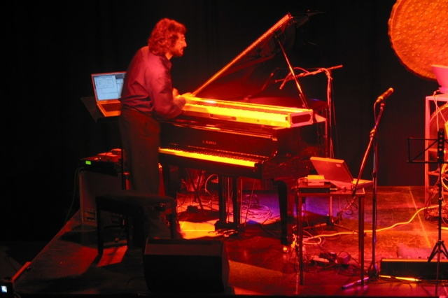 TRIONYS beim New York City Electroacoustic Music Festival