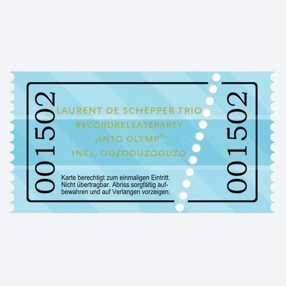 2 x Tickets für das Releaskonzert in Dresden