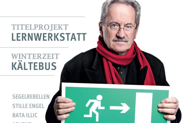 Charity München - Die andere Straßenzeitung