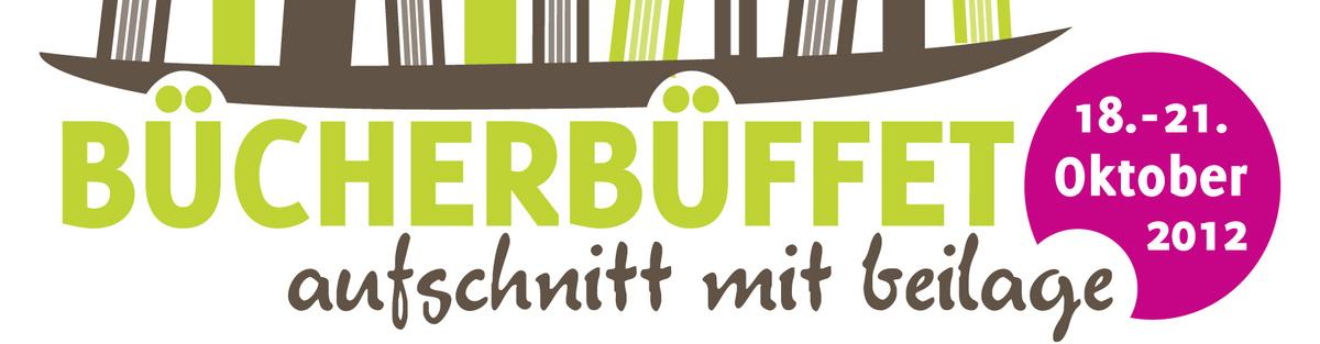Bücherbüffet 2012, die Karlsruher Buchmesse für Kleinverlage