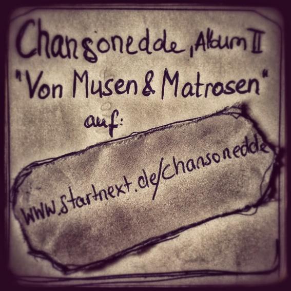 """""""Von Musen & Matrosen"""" - Das Album"""