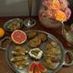 Catering: orientalisches Fingerfood für Firmenevent