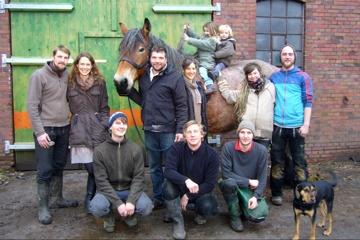 Solidarische Landwirtschaft auf dem Sophienhof