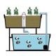 Aquaponik Home-Growsystem 1.0
