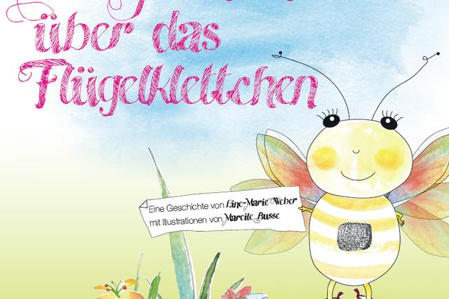 Die Geschichte über das Flügelklettchen - ein Kinderbuch