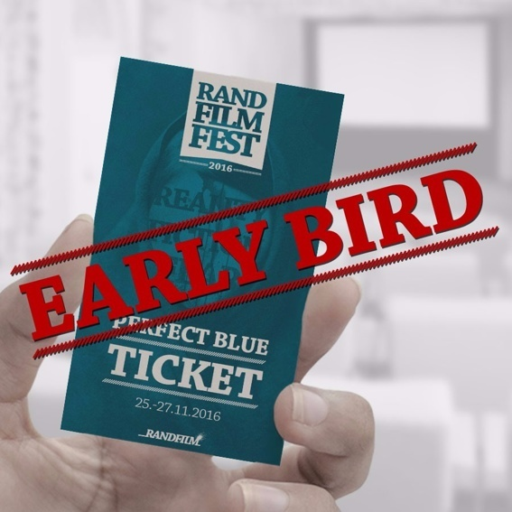 "EARLY BIRD ""Perfect Blue"""