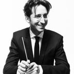 Dirigierstunde bei Daniel Grossmann
