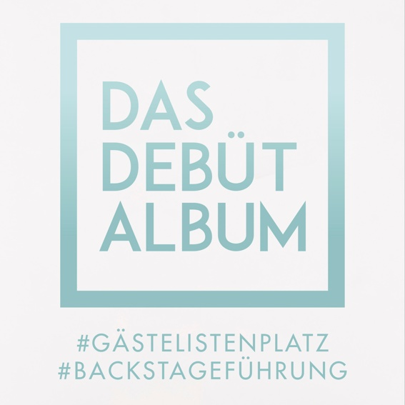 Gästelistenplatz mit exkl. Backstageführung + Album