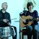 Wohnzimmer-/ Hofkonzert (Duo) in Berlin