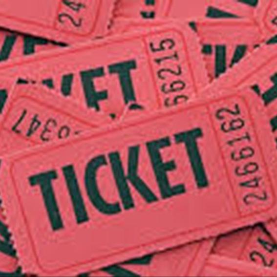Zwei Tickets für die Premiere