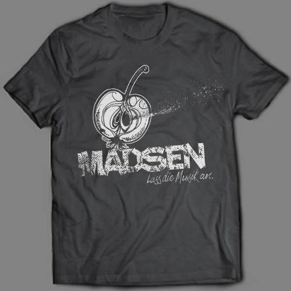 """MADSEN """"Lass die Musik an"""""""