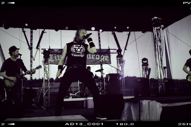 Civil Courage - Album zum 25. Band-Jubiläum
