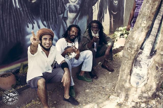 The Kingston Session - Albumproduktion