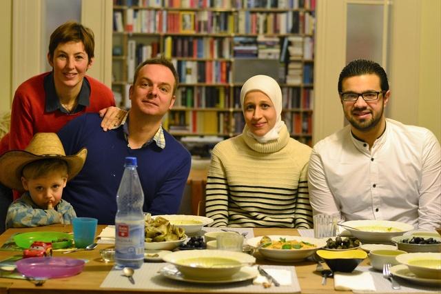 Welcome Dinner Berlin