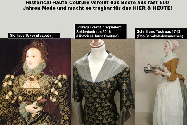 HISTORICAL HAUTE COUTURE