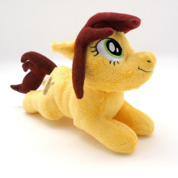 Exclusive limited Canni plushie