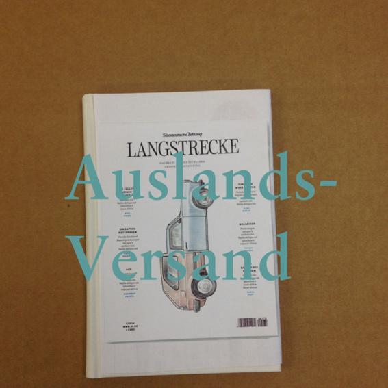 Langstrecke: Taschenbuch (Ausland)