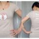 Individuelles Tshirt + Button mit Logo