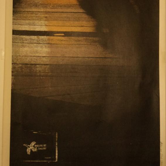 Original Siebdruck NAF 2012