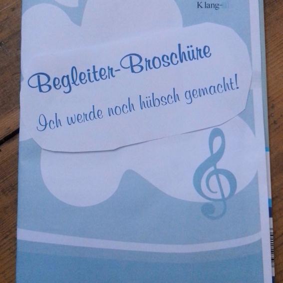 """""""Der Begleiter"""" - Broschüre"""