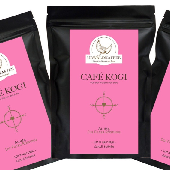 20 x Firmen-(Weihnachts)-Präsent 250 g CAFÈ KOGI im Geschenkpaket für Ihre Kunden
