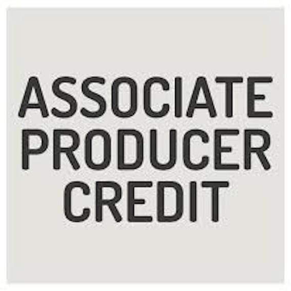 Associate-Producer Credit im Abspann