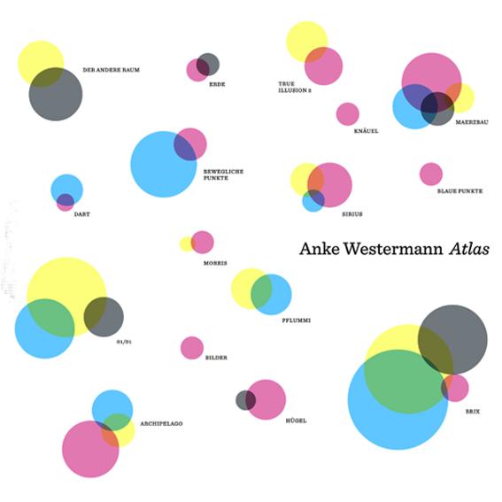 Anke Westermann-Atlas /das Buch handsigniert