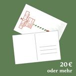 10 Postkarten