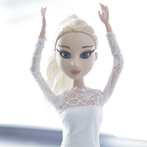 Prima ballerina Barbie - 1 pirouette for you