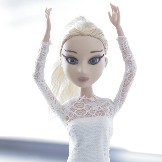 Prima ballerina Barbie - 1 pirouette for you