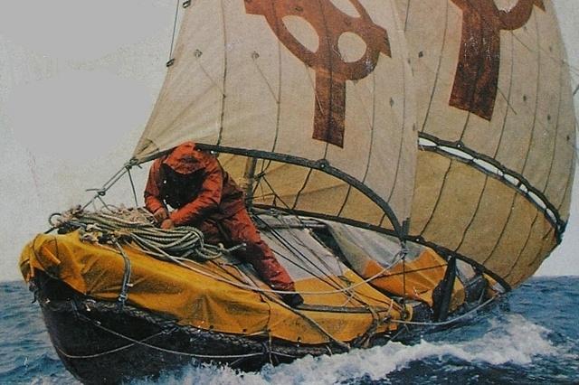 Komm an Bord, wir bauen einen UMIAK, ein Boot der Inuit!