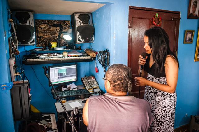 Kuba für Zuhause! CD zum Buch The Taste of Havana