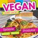 "1 Buch ""Vegan ohne Salat"""