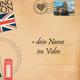 Postkarte + Namensnennung