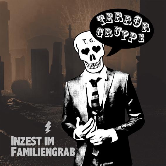 """Terrorgruppe 10"""" Vinyl  -  von allen signiert"""