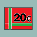 25€ Einkaufsgutschein