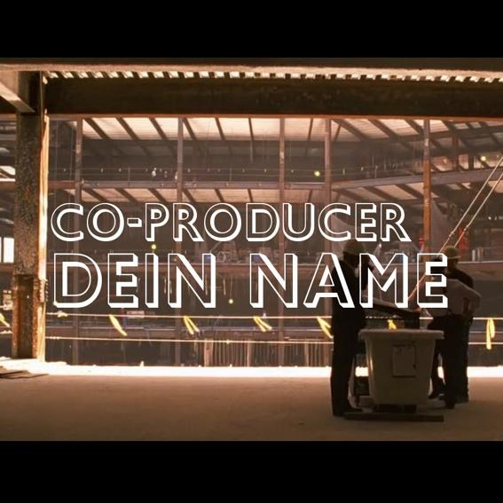 Co-Producer Credit im Vor- und Abspann