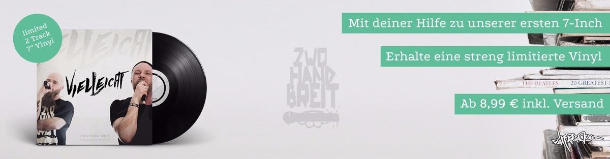 ZwoHandBreit - 7 Inch Vinyl