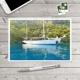 Postkarte aus Allerwelt